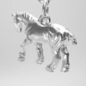 HORSE LEFT FACING ANGLE 2A DSC01482
