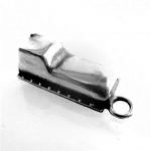 STERLING SILVER (92.5) OIL PAN CHARM